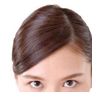 髪型についての画像