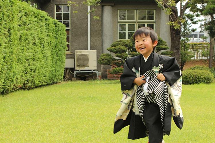 七五三写真の撮り方ポイント!5歳男の子をかっこよくセルフ撮影
