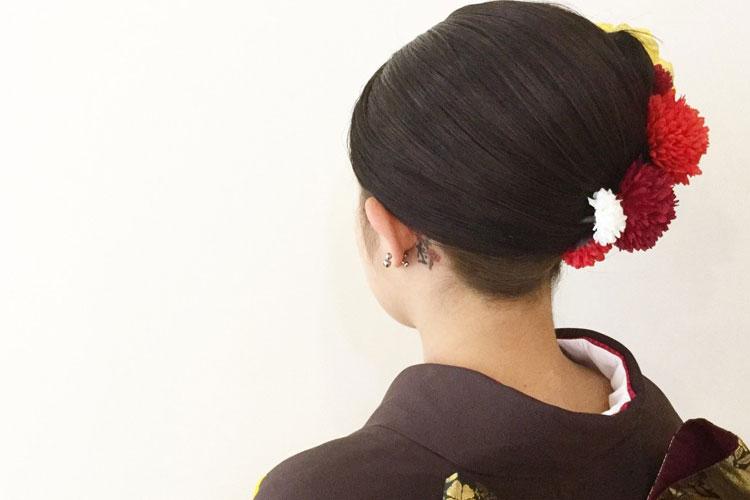 【成人式写真】振袖に似合うおしゃれ人気髪型アレンジ2020_16