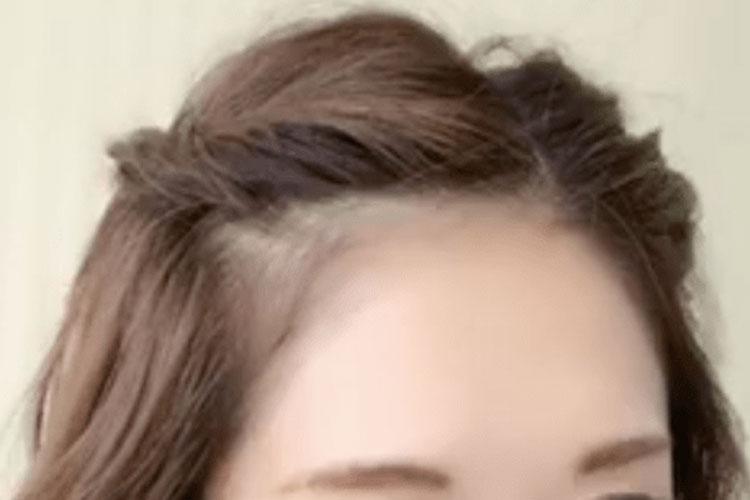 【成人式写真】振袖に似合うおしゃれ人気髪型アレンジ2020_18