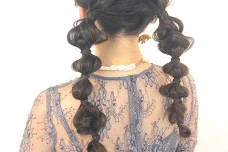 振袖の柄から選ぶ髪型!成人式写真におすすめの髪型カタログとやり方10
