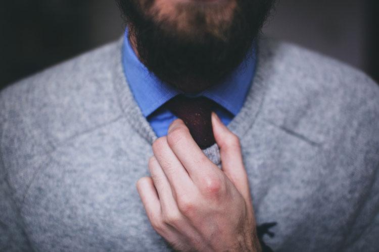 男の成人式写真は髭あり髭なしどちらもかっこいい!印象や注意点を紹介1