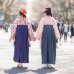 女子の卒業写真はどんな袴がおすすめ?卒業袴写真を徹底解説