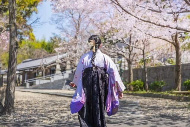 梅田エリアで卒業袴の写真撮影におすすめのスタジオ6選7