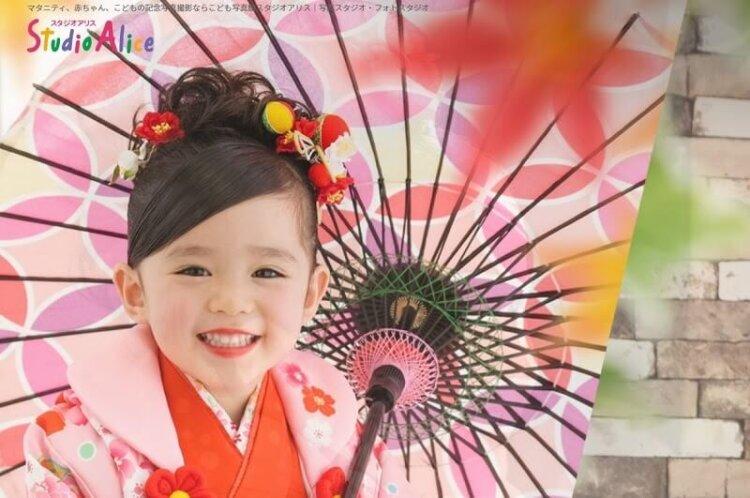 鳥取県で子供の七五三撮影におすすめ写真スタジオ10選8