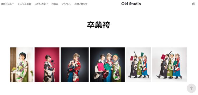 山梨県で卒業袴の写真撮影におすすめのスタジオ10選6