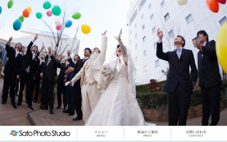 秋田県でフォトウェディング・前撮りにおすすめの写真スタジオ10選4