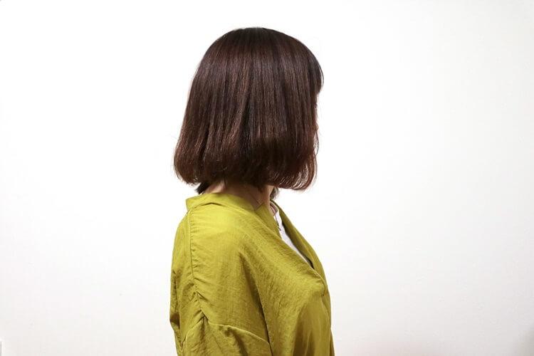 ボブで就活写真を撮りたい!おすすめの髪型やセットポイントとは6