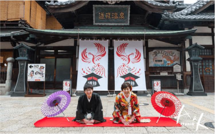 愛媛県でフォトウェディング・前撮りにおすすめの写真スタジオ10選1