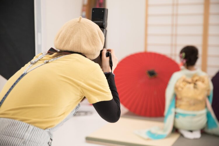 女子の卒業写真はどんな袴がおすすめ?卒業袴写真を徹底解説28
