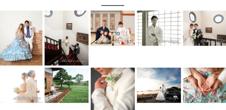 佐賀県でフォトウェディング・前撮りにおすすめの写真スタジオ5選6