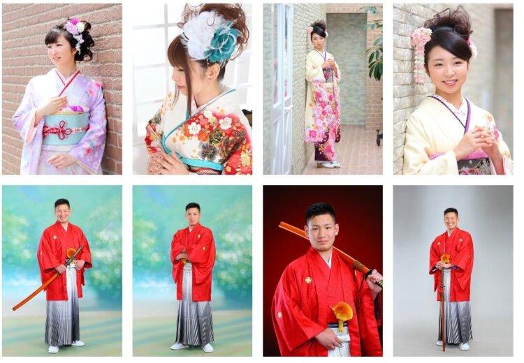 福島県で成人式の前撮り・後撮りにおすすめの写真館12選12