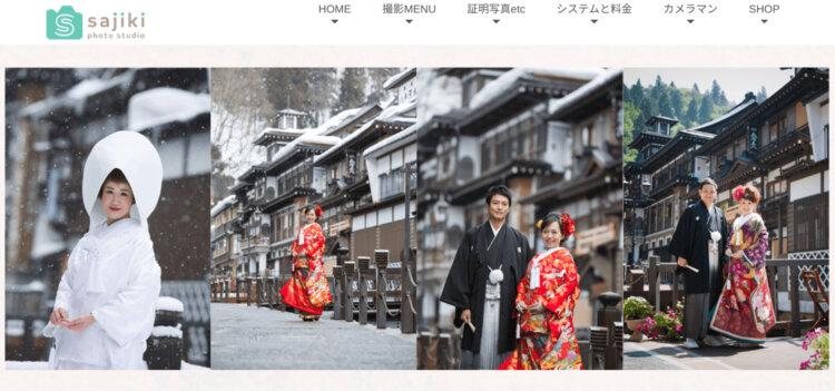 山形県でフォトウェディング・前撮りにおすすめの写真スタジオ8選5