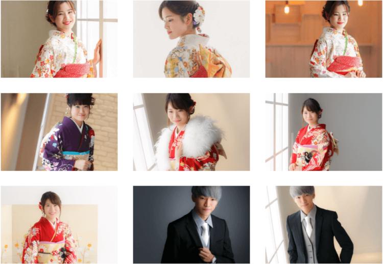 福島県で成人式の前撮り・後撮りにおすすめの写真館12選1