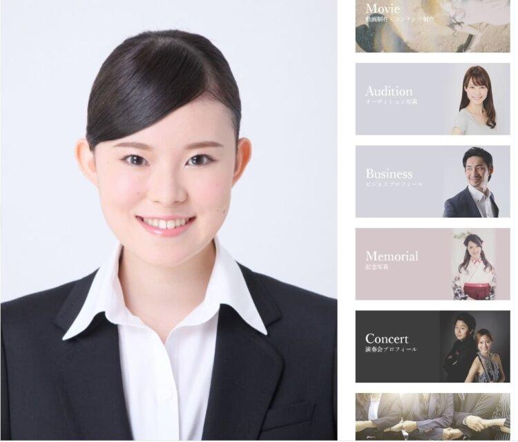 名古屋でおすすめの就活写真が撮影できる写真スタジオ10選11