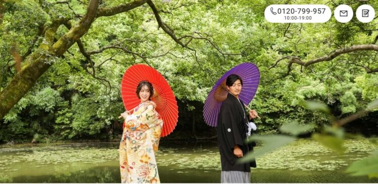 香川県でフォトウェディング・前撮りにおすすめの写真スタジオ10選2