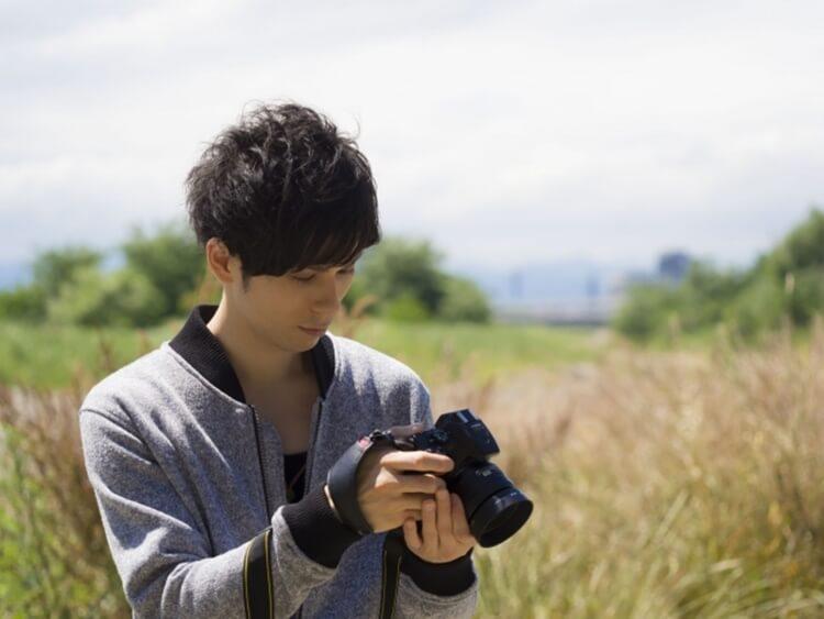プロ直伝!男性の宣材・オーディション写真のおすすめの撮り方を解説12