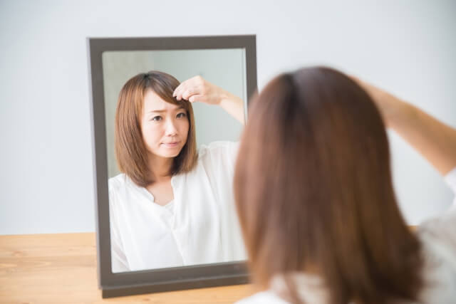 男性ウケ抜群なお見合い写真の女性の前髪はこれ!ポイントやセット手順を紹介9