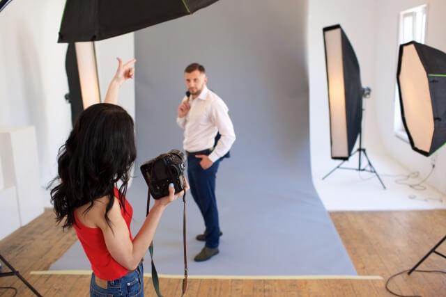 仕事のオファーが増える!宣材写真でおすすめのポーズを解説します12