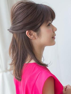 【40代女性】お見合い写真にふさわしい髪型とは?髪型で上品さをアピールしましょう3