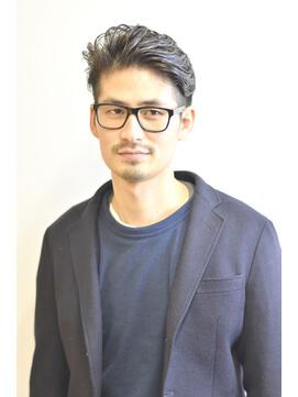 髪型によってビジネスプロフィール写真の印象が変わる!男性におすすめの髪型を紹介3