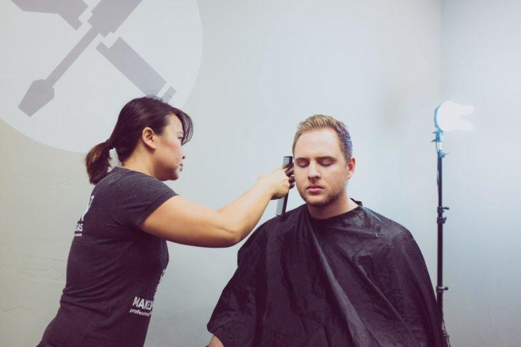 髪型によってビジネスプロフィール写真の印象が変わる!男性におすすめの髪型を紹介6
