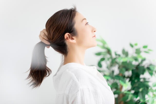 女性のビジネスプロフィール写真は髪型が重要!適した髪型を紹介6