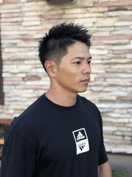 髪型によってビジネスプロフィール写真の印象が変わる!男性におすすめの髪型を紹介8