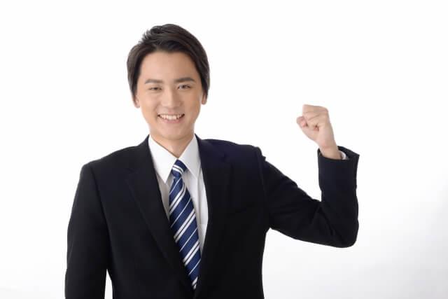 ビジネスプロフィール写真におすすめのネクタイや結び方を紹介15