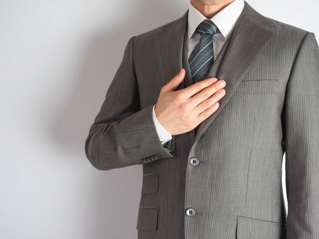 ビジネスプロフィール写真におすすめのネクタイや結び方を紹介2