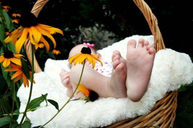 難しい赤ちゃんのパスポート写真を撮るコツや撮影のルールを解説4