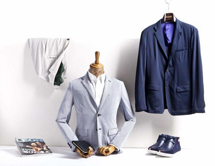 七五三写真で父親の服装はスーツが無難!選び方について解説1
