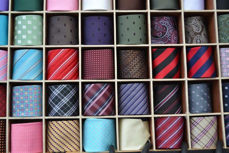 七五三写真でパパはネクタイ付けて!適した選び方やおすすめの結び方を紹介15