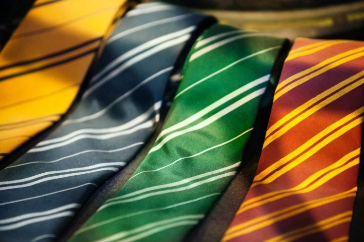 七五三写真でパパはネクタイ付けて!適した選び方やおすすめの結び方を紹介5