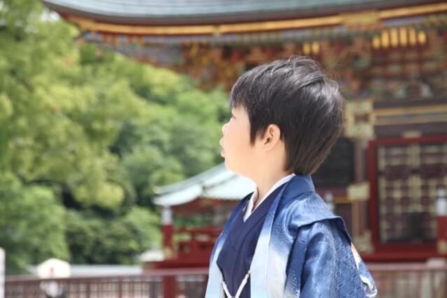 七五三写真では着物を着るべき?男の子が着るべき袴や用意方法を解説6
