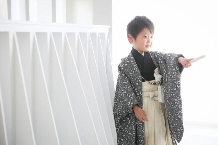 七五三写真では着物を着るべき?男の子が着るべき袴や用意方法を解説1