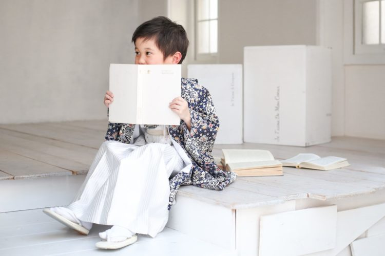 七五三写真では着物を着るべき?男の子が着るべき袴や用意方法を解説2