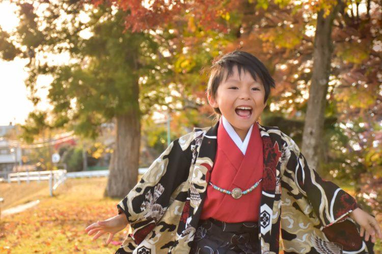 七五三写真では着物を着るべき?男の子が着るべき袴や用意方法を解説4
