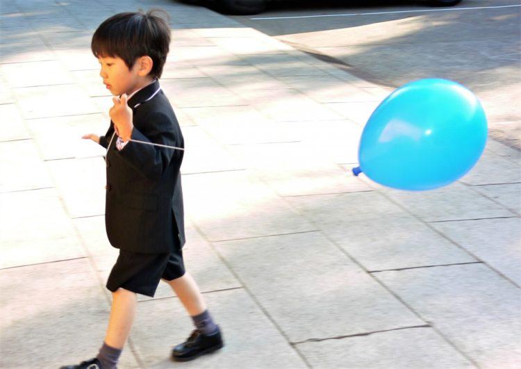 七五三写真の主役である子供にスーツはあり?選び方や解説4