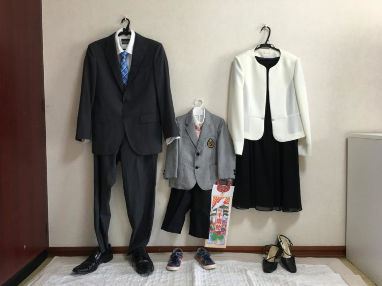 七五三写真の主役である子供にスーツはあり?選び方や解説5
