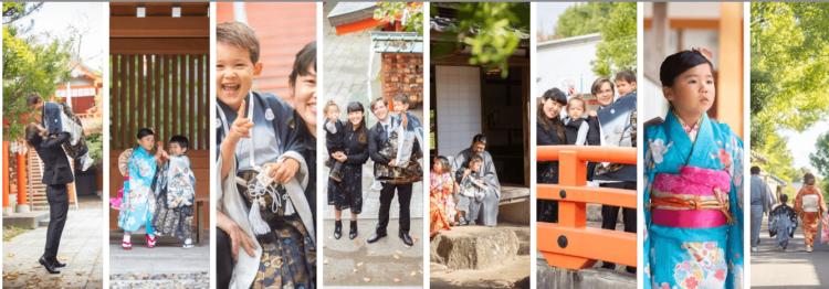 長崎県で子供の七五三撮影におすすめ写真スタジオX選5