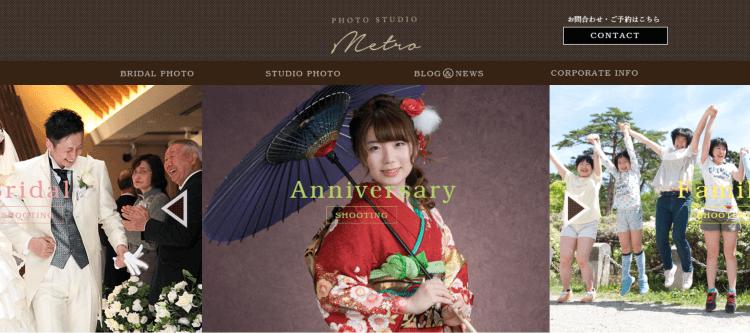 秋田県でおすすめの生前遺影写真の撮影ができる写真館10選5