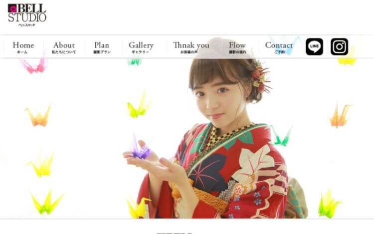 鳥取県で卒業袴の写真撮影におすすめのスタジオ10選6