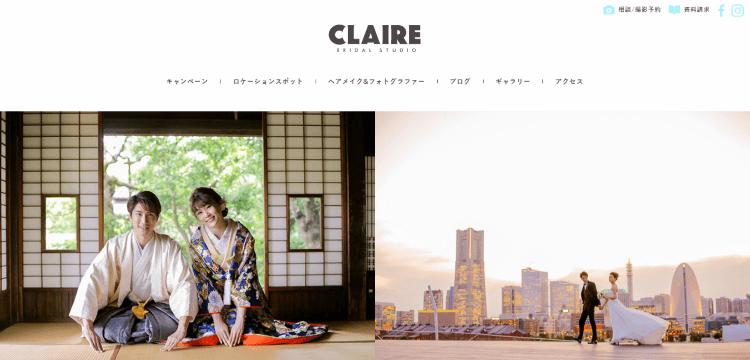 横浜でフォトウェディング・前撮りにおすすめの写真スタジオ10選7