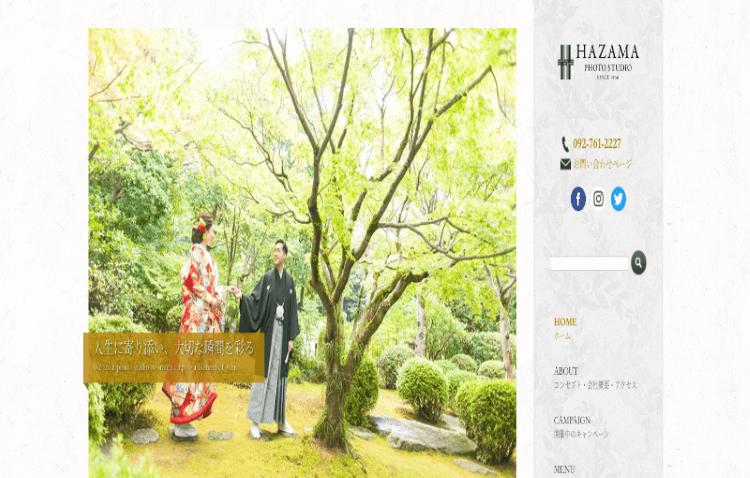 福岡県でおすすめの生前遺影写真の撮影ができる写真館10選3