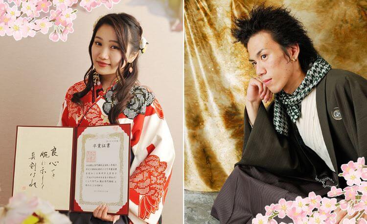 滋賀県で卒業袴の写真撮影におすすめのスタジオ10選3