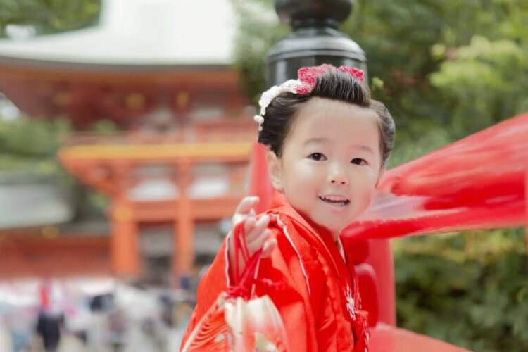 七五三写真の日本髪の髪飾りはどうする?可愛い髪飾りと選び方を紹介