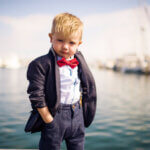 3歳男の子の七五三写真の髪型は?かっこいい髪型と安心なワックスを紹介