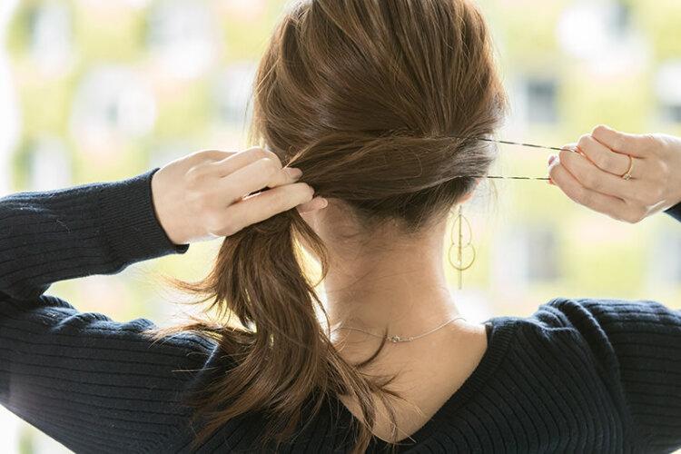 ロングの卒業袴写真におすすめの髪型とセルフセットのやり方&アレンジ
