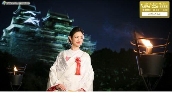 熊本県でフォトウェディング・前撮りにおすすめの写真スタジオ10選5